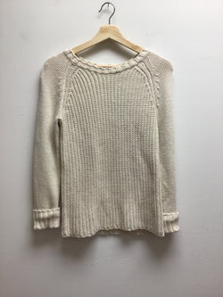 wonder Size XXS Cream Sweater