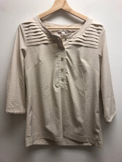 Banana Republic Size Small White Top
