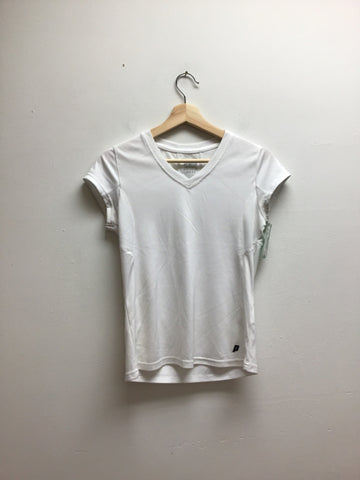 prince Size Medium White Top