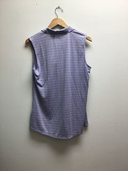 Puma Size XL Purple Shirt