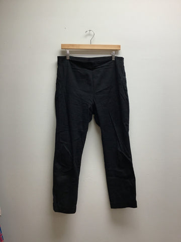 Old Navy Size 12 Black Pants