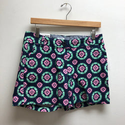 Crown & Ivy Size 4 Blue Shorts