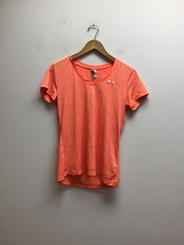 Under Armour Size Small neon Work Out