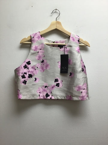 AX Size 14 Floral Tank Top