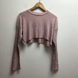 no comment Size Medium Mauve Top