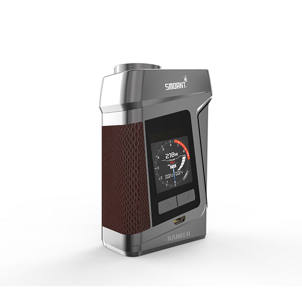 SMOANT RANKER 218W TC MOD 1.3 INCH COLOR SCREEN