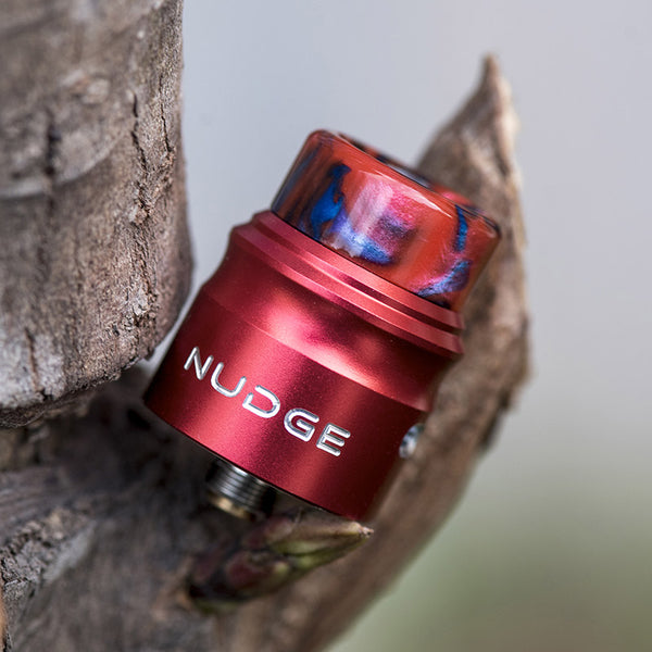 WOTOFO NUDGE BF Rebuildable Dripping RDA 24mm Coils Tank atomizer