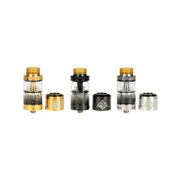 UWELL FANCIER 24MM 4ML RTA / RDA Rebuildable Tank Kit Premade Coils