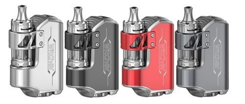 ROFVAPE Mod Witcher 75W Kit, 5.5ml Tank, 3Coils, Overheat protection
