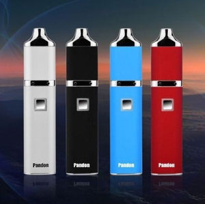 Yocan Pandon kit Dual QDC 4 COILS in one wax pen vape vaporizer