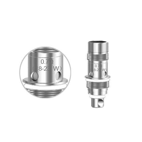 Aspire Nautilus 2 BVC Coils for Nautilus Series 5pcs/pack 0.7ohm (18-23W)