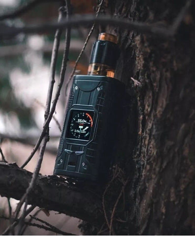 SMOANT CYLON 218W COLOR SCREEN Variable Wattage/Temperature Control MOD