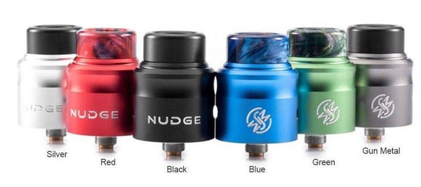 WOTOFO NUDGE BF Rebuildable Dripping RDA 22mm Coils Tank atomizer