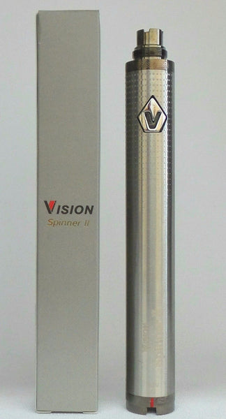 Vision 2 Spinner II 1650mAh Battery Variable Voltage