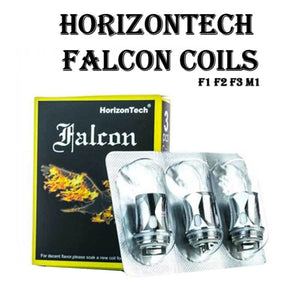 HorizonTech Falcon Replacement Coil for Falcon Tank F1 F2 F3 M1 mesh