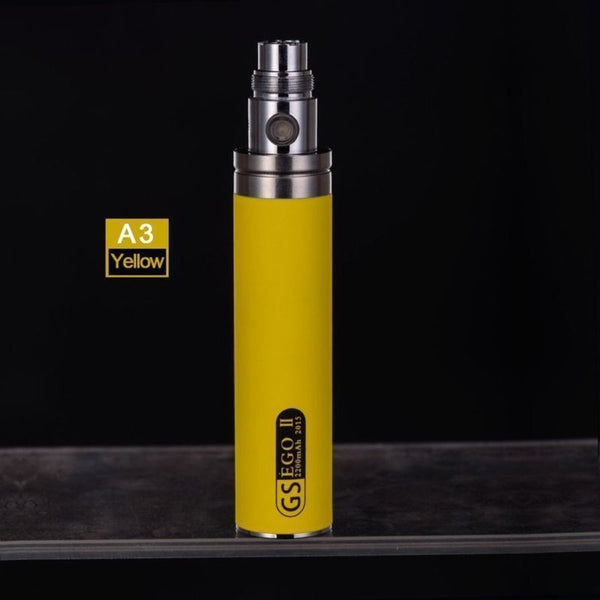 eGo 2200mAh vape battery 510 thread connector mod