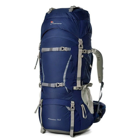 Sac à Dos Backpacker 70L bleu