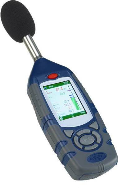 Casella CEL-620A1/K1 Precision Integrating Digital Sound Level Meter Kit (Class 1)