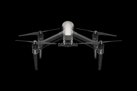 DJI Inspire 2 Premium Combo includes Zenmuse X5S Camera & Apple ProRes & CinemaDNG Lic.