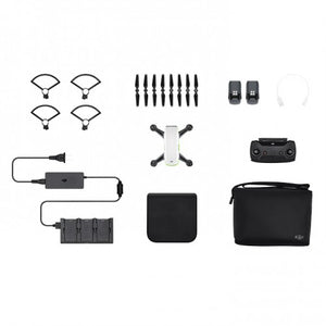DJI Spark Fly More Combo Alphine White