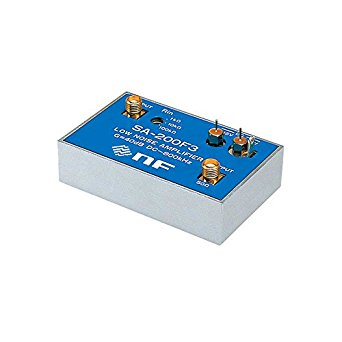 NF Corporation SA-200F3 Low Noise Amplifier