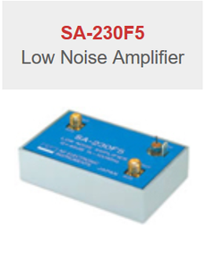 NF Corporation SA-230F5 Low Noise Amplifier