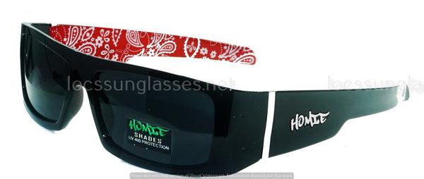 Homie Gangster Locs  Shades/ CAT 4