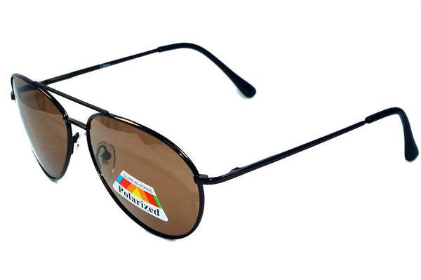 Locs Polarized Aviator Shades