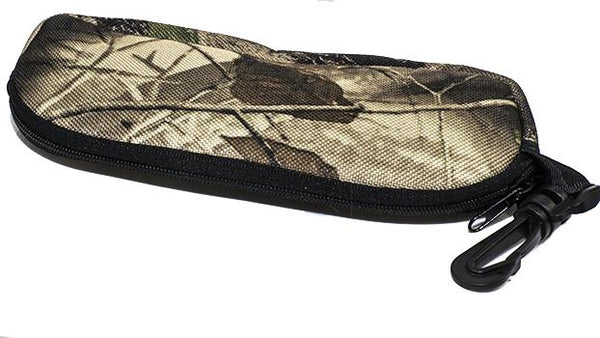 Locs Sunglass soft Camo zipper case