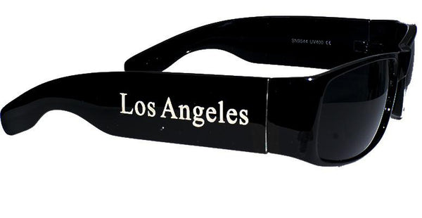 Los Angeles Logo Locs Super Dark