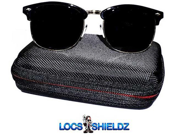 Locs Super Dark Poker shades