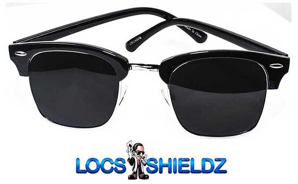 Locs Super Dark Poker Shades/ Cat 4