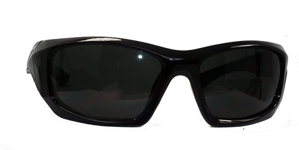 Gangster locs dark black sunglasses  ( No Logo)