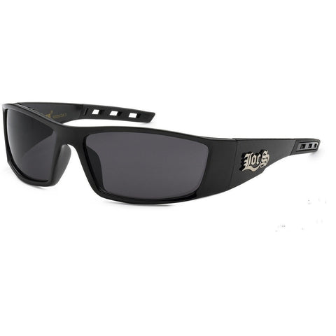Dark Locs Black Men's Shades