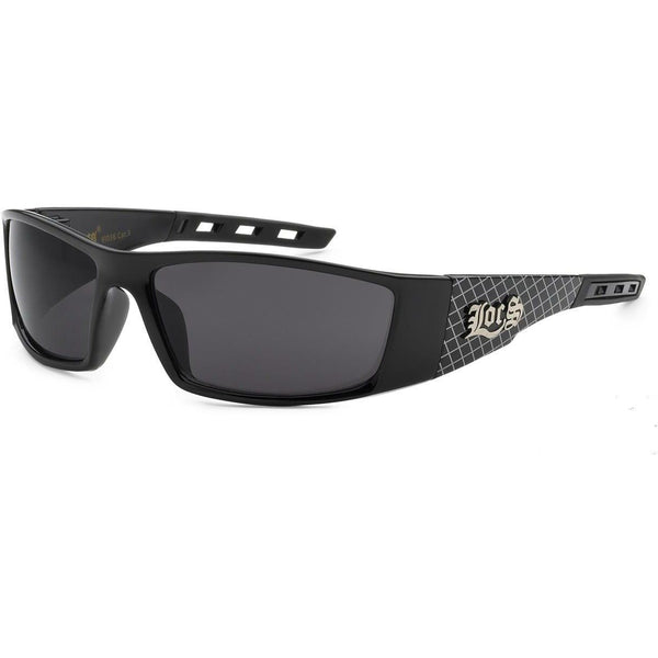 Dark Locs  Black Sunglasses
