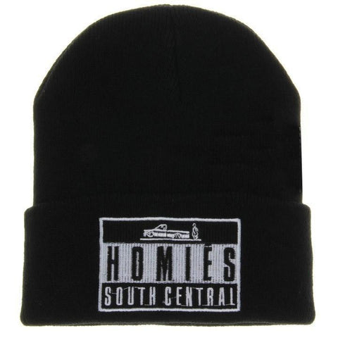 "Locs  "" Homies South Central"" Beanies"