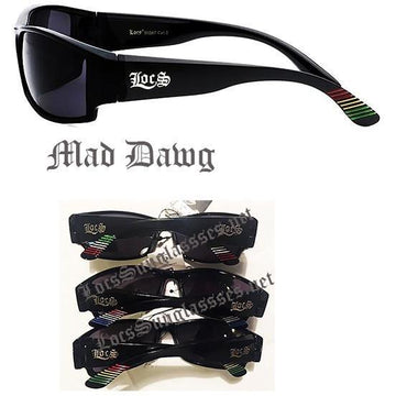 Mad Dawg Locs Shades