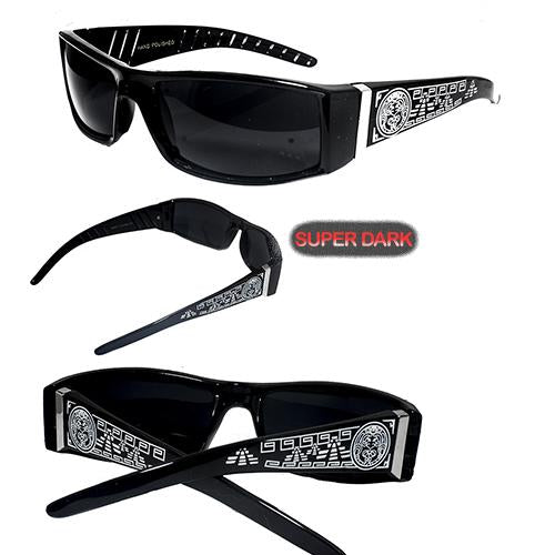 OG Veterano  Locs Super dark black Shades