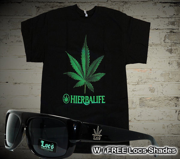 HierbaLife Ganja Hip Hop Shirt