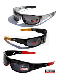 Shatter Resistant Sunglasses - LocsShades.net