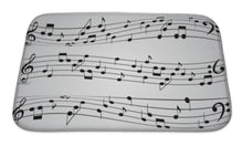 Load image into Gallery viewer, Music, Music, Music Bath Mat!