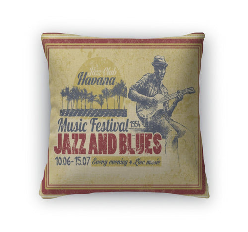 Jazz And Blues Musician