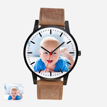 Load image into Gallery viewer, Baby Photo Watch: Grandma's heart will sing!