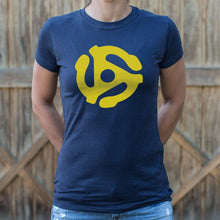 Load image into Gallery viewer, For The Ladies! 45 Stereo Adapter T-Shirt!