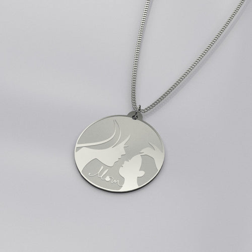 Special Mother's Love Pendant Necklace