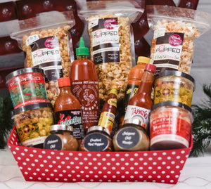 HOT HOT HOT Gift Basket