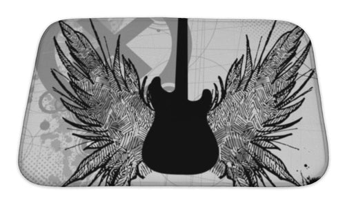 Rock And Roll Bath Mat