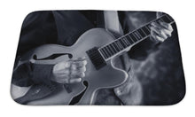 Load image into Gallery viewer, Jazzy Guitar Bath Mat!