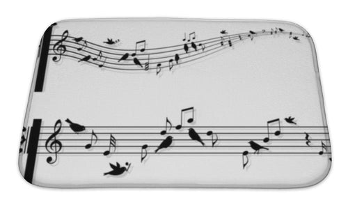 Songbirds Bath Mat!