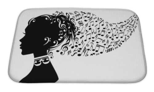 Music On My Mind Bath Mat!